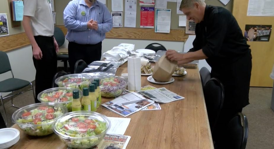 Olive Garden Honors Bozeman First Responders With A Free Meal Continuous News